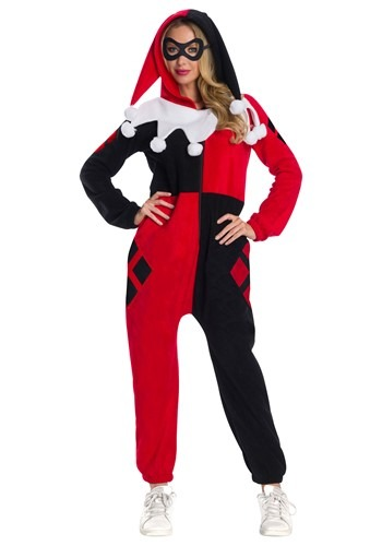Harley Quinn Jumpsuit for Women