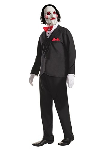 Saw Billy Costume for Adults