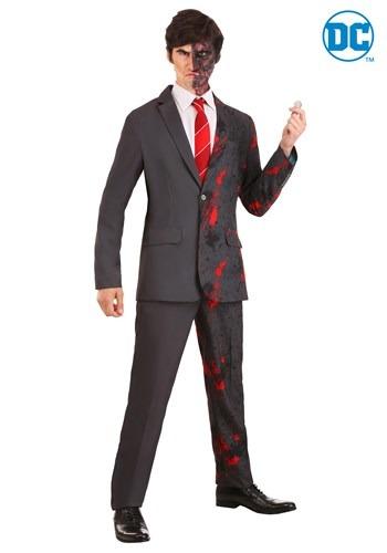 Men's Harvey Dent Two Faced Suit 1