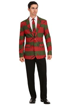 Freddy Krueger Suit Coat for Adults