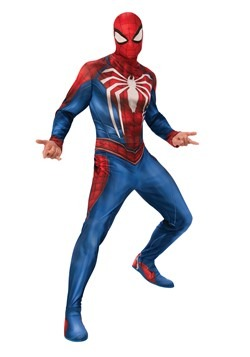 Spider-Man Gamer Verse Adult Costume1