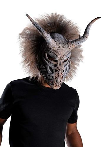 Killmonger Tribal Mask Black Panther