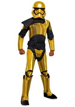 Kids Star Wars Golden Stormtrooper Commander Pyre Deluxe