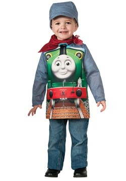 Thomas and Friends Percy Deluxe Boys Toddler Costume