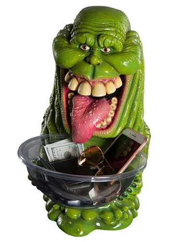 Ghostbusters Glow in the Dark Slimer Candy Bowl Decor