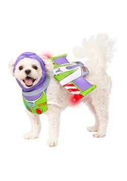 Buzz Lightyear Toy Story Pet Costume