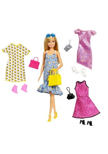 Barbie Doll & Party Fashions