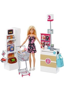 Barbie Supermarket