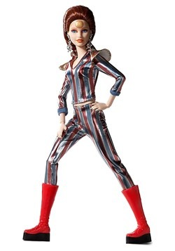 David Bowie X Barbie Doll