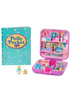 Polly Pocket 30th Anniversary Heritage Compact