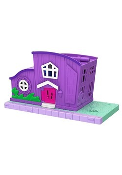 Polly Pocket Pollyville Polly House