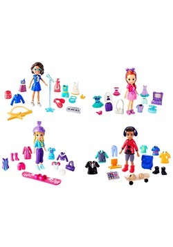Polly Pocket Fashion Squad Style Super Pack