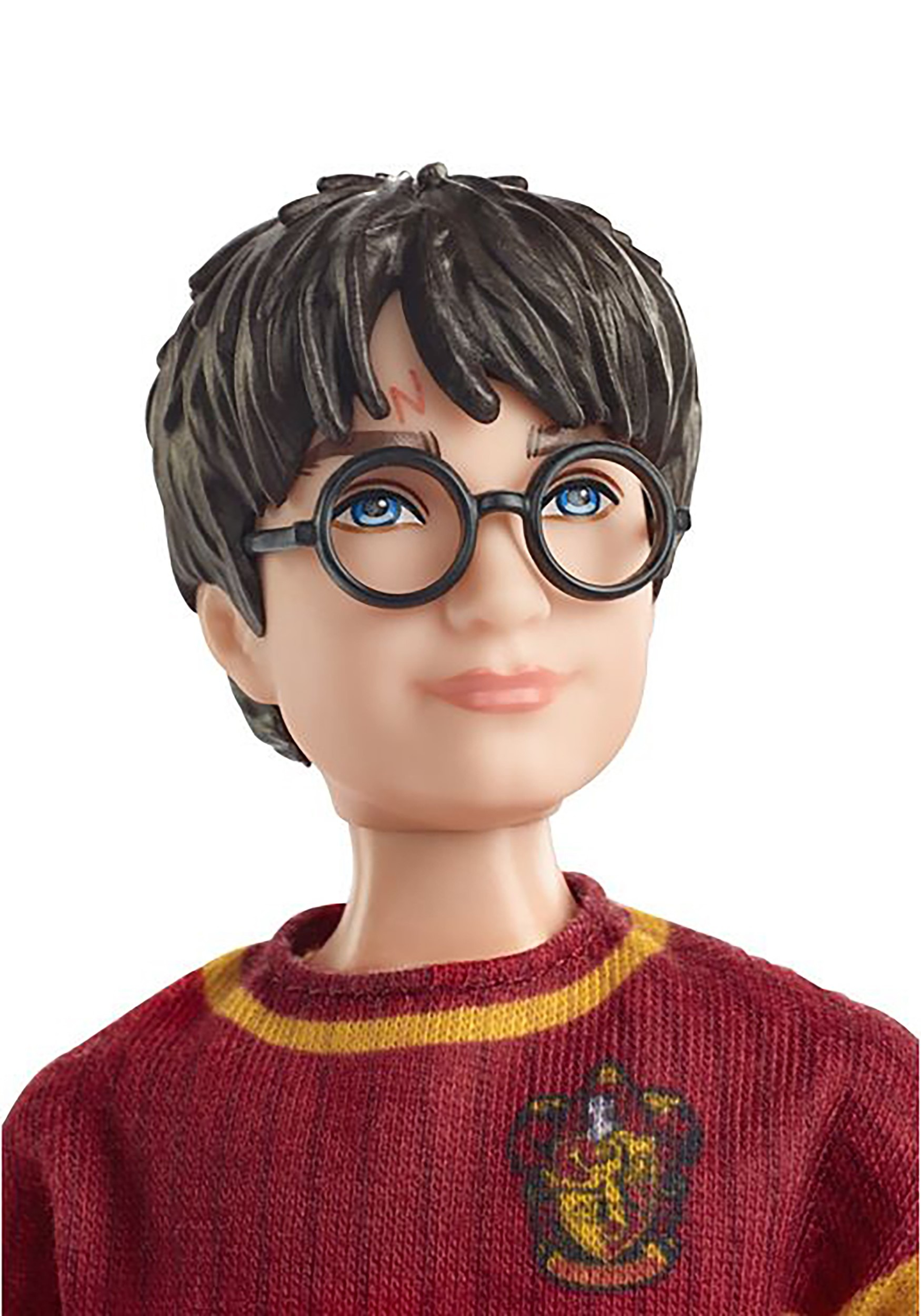HARRY POTTER Quidditch Uniform Doll 10 with Snitch