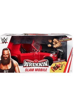 WWE Wrekkin Slam Mobile