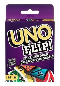 Mattel Uno Flip Game