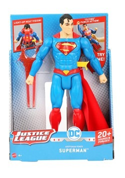 "12"" Large Superman Talking Action Figure"