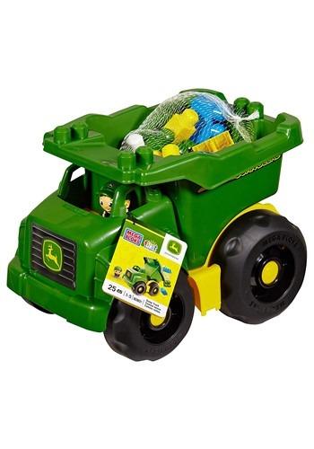 Mega Blocks John Deere Large Dump Truck from Mattel