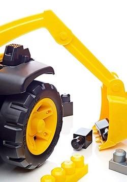 Mega Bloks CAT 3 in 1 Excavator Ride-On Toy Alt 1