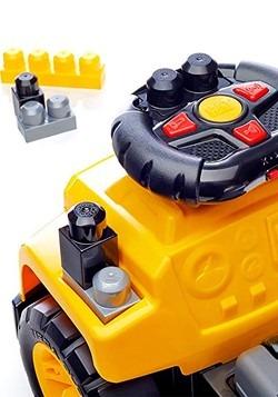Mega Bloks CAT 3 in 1 Excavator Ride-On Toy Alt 2