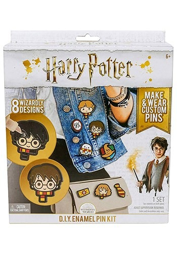 Harry Potter Pin Kit