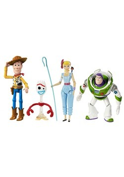 Toy Story 4 Figure 4 Pack