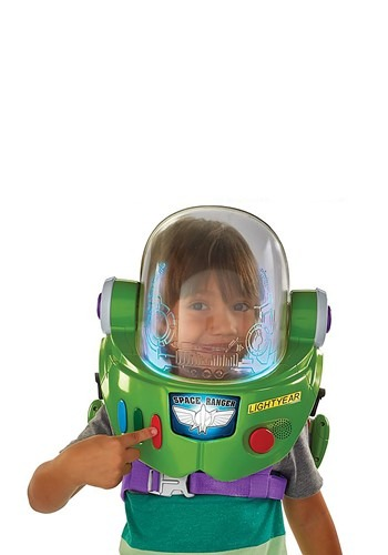 Toy Story 4 Buzz Lightyear Space Armor with Jetpack
