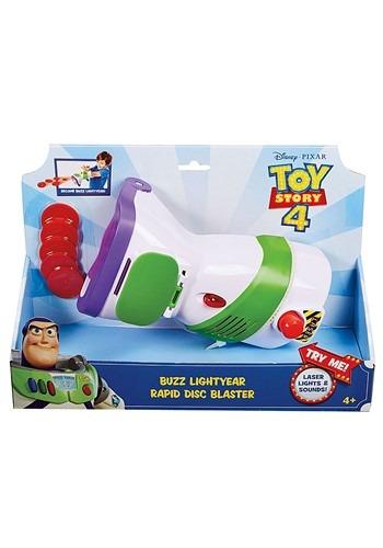 Toy Story 4 Buzz Lightyear Disc Blaster