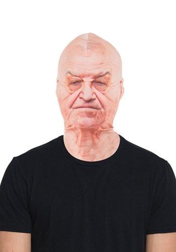 Old Man Mask Adult