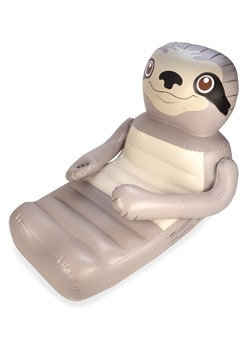 Huggables Sloth Inflatable Pool Float