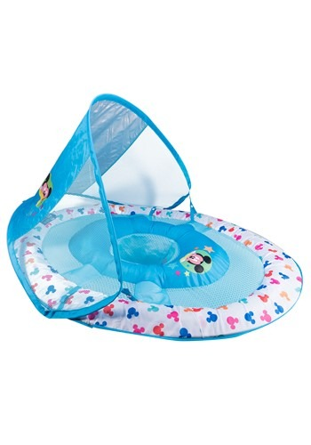 Mickey Mouse Baby Spring Float Sun Canopy