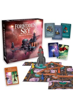 Gamewright Forbidden Sky- Height of Danger