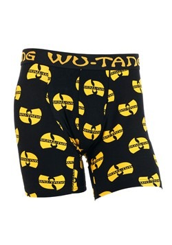 Mens Wu Tang Logo Boxer Brief