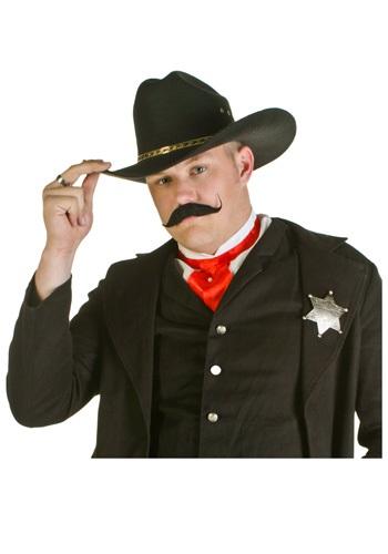 Steampunk Moustache