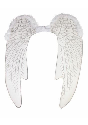 Angel White Wings