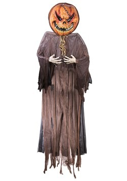 Hanging Pumpking Hands Decoration 12Ft