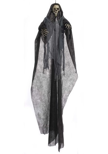 7Ft Hanging Skeleton Halloween Decoration Prop
