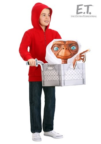E.T. Child Elliot Costume Kit
