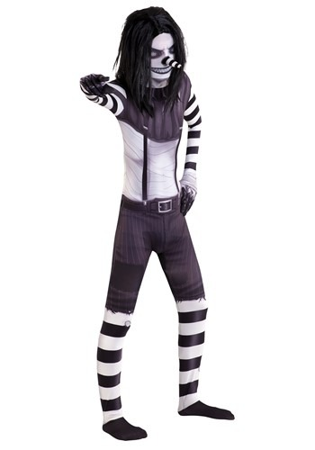 Scary Laughing Man Costume for Kids