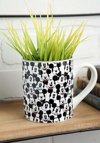 All Over Mickey Mouse Print 14 oz Ceramic Mug-1