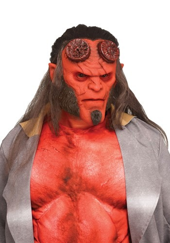 Adult Mask Hellboy (2019)