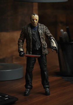 7 Scale Freddy vs Jason Action Figure Ultimate Jason Update