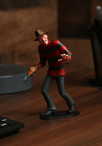 """Nightmare on Elm St. Freddy Krueger Toony Terrors 6"""" Main"""