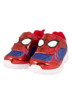 Spiderman Kids Lighted Sneaker
