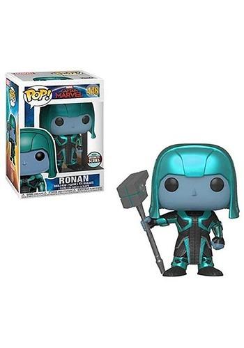 Funko Pop Marvel Captain Marvel Ronan Specialty Series