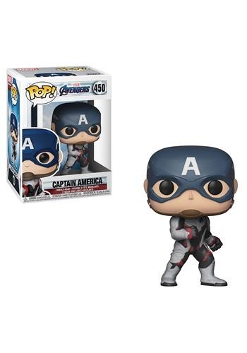 Pop! Marvel: Avengers: Endgame- Captain America