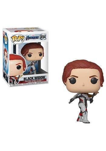 POP! Marvel: Avengers: Endgame- Black Widow Bobblehead