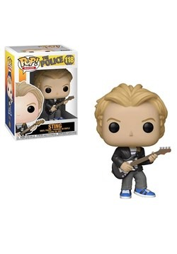 Pop! Rocks: The Police-Sting