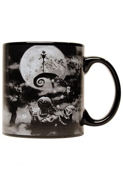 Nightmare Before Christmas Jumbo Ceramic Mug