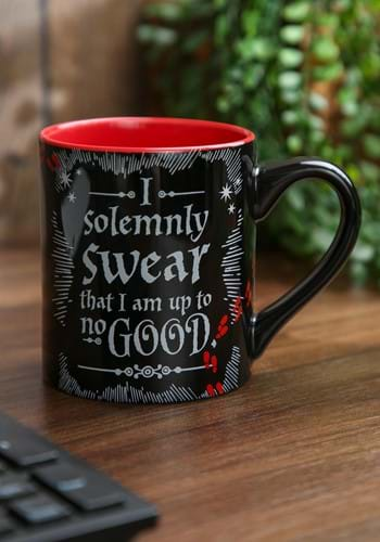 Harry Potter Solemnly Swear Mug