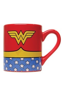 Wonder Woman Uniform 20oz Jumbo Ceramic Mug